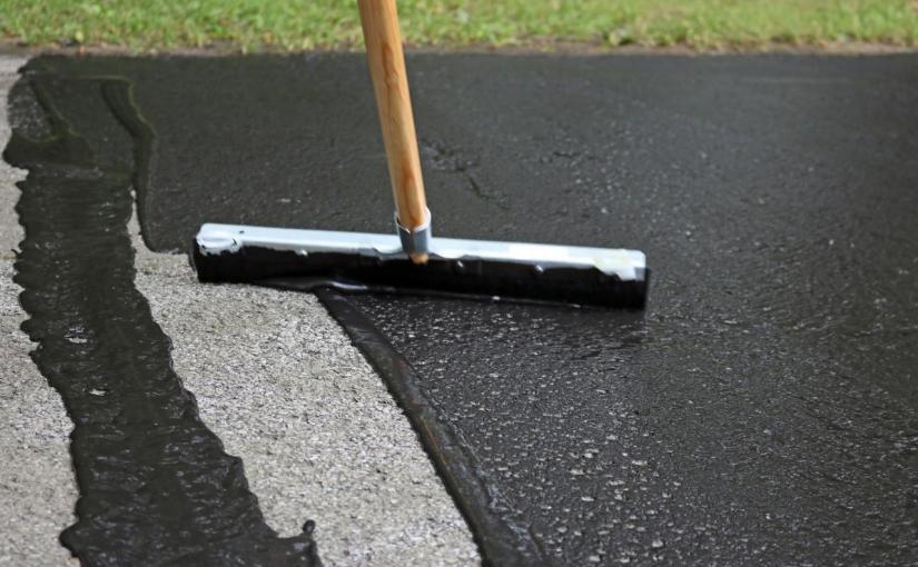 Driveway sealing coming June15-17